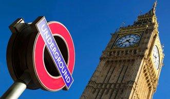 Londoner heizen mit ihrer U-Bahn