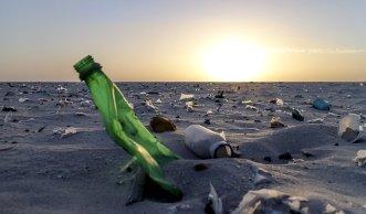 Massen von Plastikmüll im Meer schaden Tieren und Umwelt erheblich