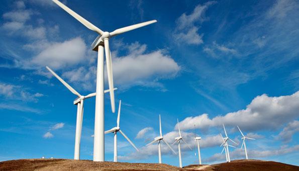 Die Kraft der Natur als Quelle umweltfreundlicher Energie