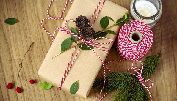 Frohe Weihnachten für Umwelt und Familie