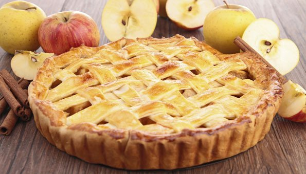Apfelkuchen-Rezept: Streuselkuchen und gedeckter Apfelkuchen