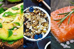 12 Brainfoods, die Sie fit und schlau machen