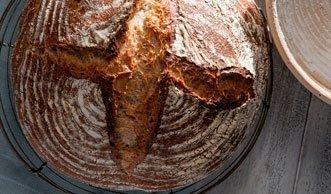 Gesundes Brot selber backen: So einfach gehts auch ohne Automat