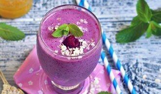 Erfrischende Vitaminbomben: Frucht-Smoothie selber machen