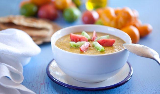 Kalte Suppen für heisse Tage: Feine Rezepte für Gazpacho und Co.