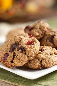 Bio-Kekse für einen gesunden Genuss.