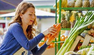 Klimaschutz beginnt im Supermarkt