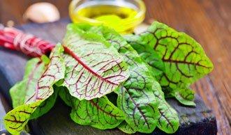Schon ab März frisch vom Hof: Feine Rezepte mit Krautstiel
