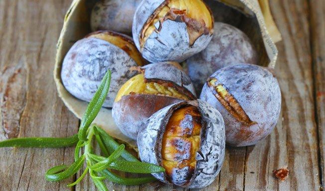 Vielfältige Maroni: Nicht nur aus dem Backofen ein wahrer Genuss