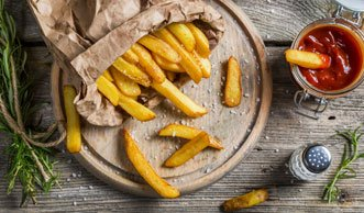 Knuspriges aus Kartoffeln: Pommes Frites selber machen