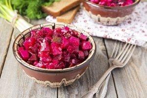 Gesundes Wintergemüse: Rezept für Rote Beete oder Randen Salat