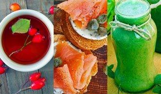 10 heimische Superfoods, die so richtig fit machen