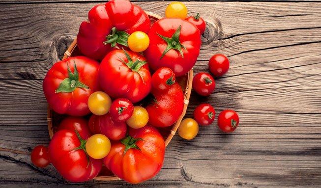 Cherry, Dattel oder Rispe? Welche Tomatensorte zu was passt