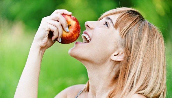 Gesunde und nachhaltige diäten ohne jojo effekt
