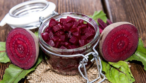 Gesundes Wintergemüse: Rote Beete oder Randen Rezepte