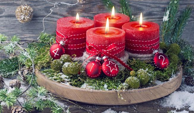 Grünes Licht für den Advent: So basteln Sie den Kranz selbst