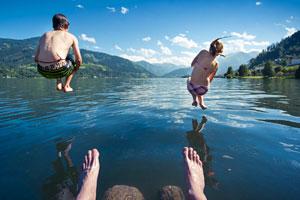 Das sind die 14 schönsten Badeseen der Schweiz