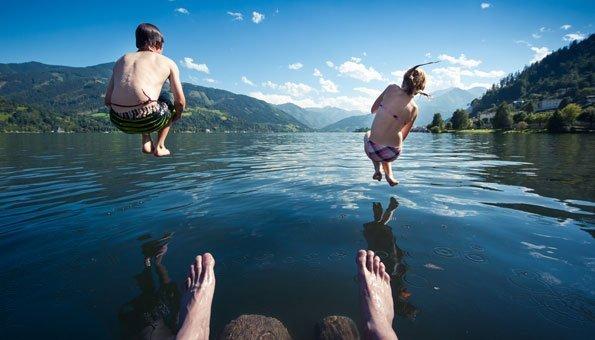 Badeseen Schweiz: Die 11 schönsten Seen zum Schwimmen