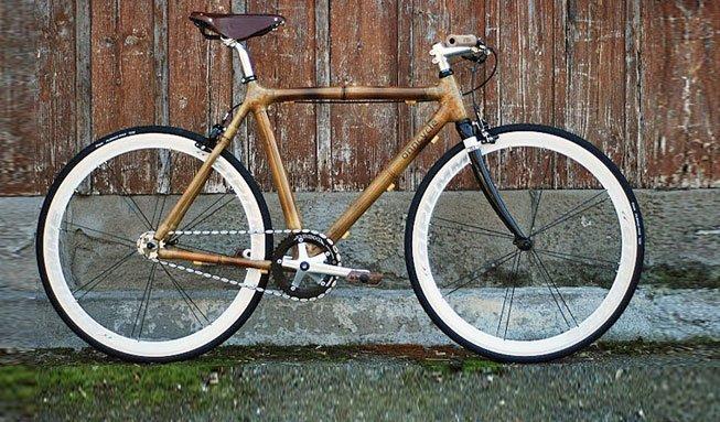 Diese Velos wachsen nach: Wie aus Bambus coole Bikes werden