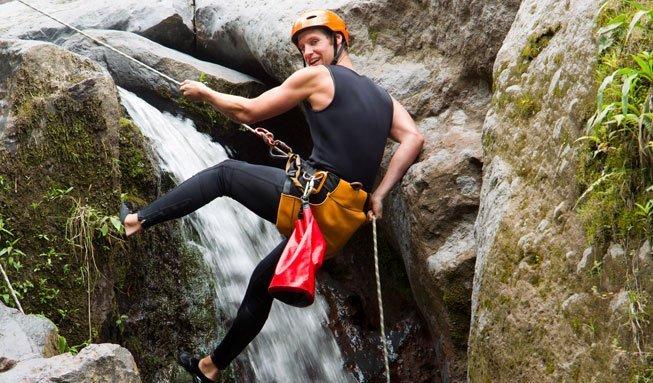 Canyoning: Wo Sie den nassen Nervenkitzel erleben können