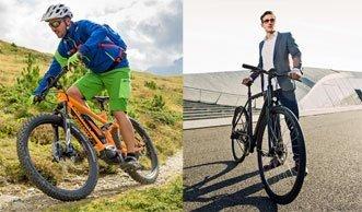 E-Bike Ratgeber: Welches Elektrovelo zu Ihnen passt