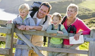 Ferien in ökologischen Jugendherbergen