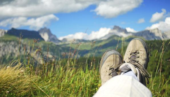 Freizeit in der Schweiz