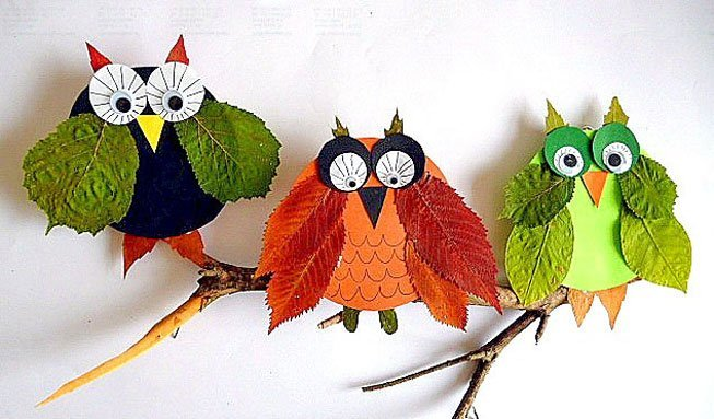 Bastelideen für den Herbst: Mit Herbstblättern tolle Deko zaubern