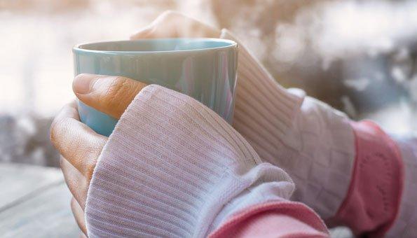 Kalte Hände oder kalte Füsse? Ursachen und Abhilfe