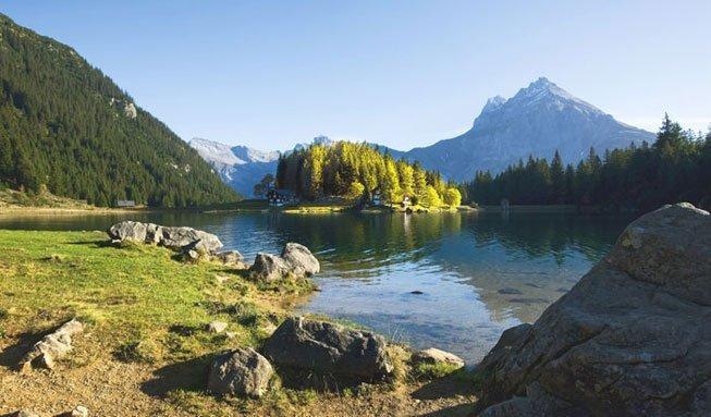 10 leichte Wanderungen, die einmalige Ausblicke bieten