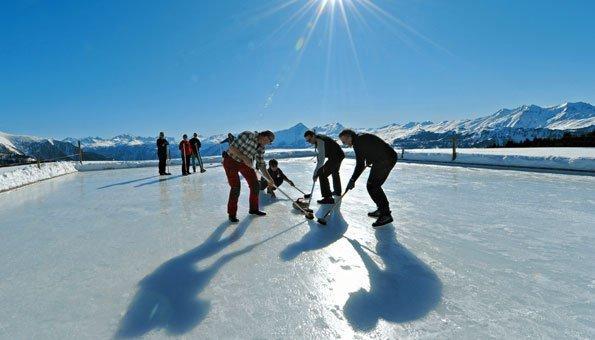 Eislaufen: Das sind die schönsten Natureisbahnen der Schweiz