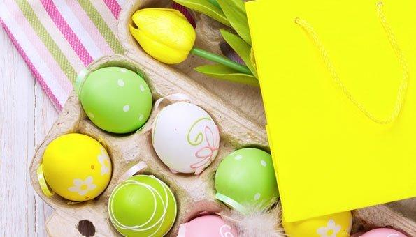 Osternest selber machen: 6 Ideen, die auch Last Minute klappen