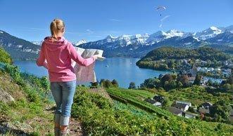 Die schönsten Rundwanderungen in der Schweiz