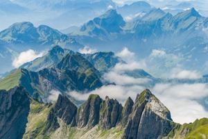 Die Welt zu Füssen: Erklimmen Sie den Gipfel des Säntis