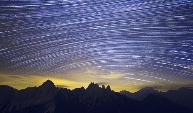 Spektakel am Himmel: Es regnet wieder Sternschnuppen