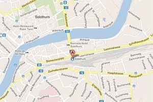 Die abwechslungsreiche Wanderung startet in Solothurn.
