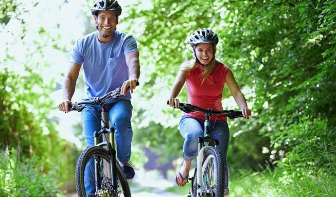 Velowege für die ganze Familie: Einfache Routen durch die Natur