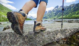 Mit Online-Wanderkarten Touren ganz einfach planen