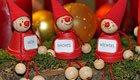 Weihnachtsdeko selber basteln: Adventskranz, Dekokugeln & Co.