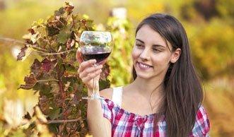 Natur erleben und geniessen auf einer Weinwanderung