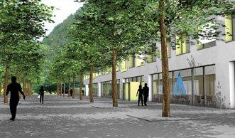 Schweizer Jugendherbergen gewinnen den Solarpreis 2011