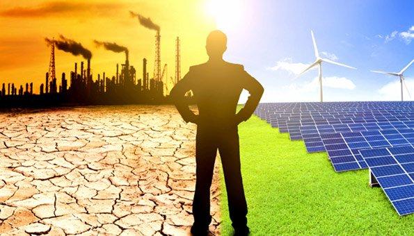 Der Finanzmarkt kann positive Auswirkungen auf nachhaltige Entwicklungen haben.