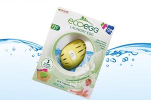 Wir verlosen 5 Ecoegg-Wascheier für je 720 Waschladungen