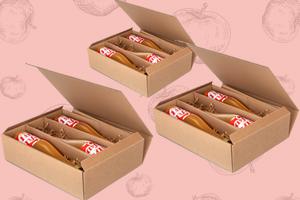 Wir verlosen 3 Geschenkboxen mit Apfelsaft von Gartengold
