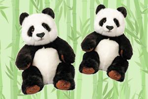 Wir verlosen 10 herzige WWF Plüschpandas