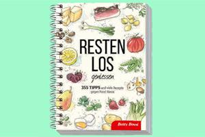 Wir verlosen 5x das Betty Bossi Kochbuch «Restenlos geniessen»