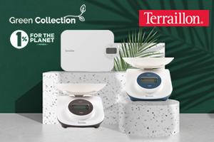 Wir verlosen 3 Küchenwaagen aus der Green Collection von Terraillon