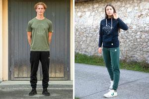 Wir verlosen 2 stylische Trainerhosen von «We are ZRCL»