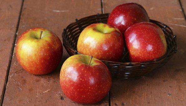Apfelernte: Äpfel richtig lagern für lang anhaltenden Geschmack