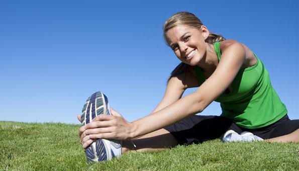 Viel frische Luft und natürliche Heilmittel können die Gesundheit unterstützen. Foto:
